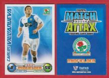 Blackburn Rovers Carlos Vilaneuva Chile